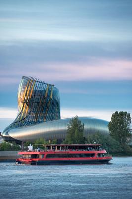 Cité du Vin et Sicambre - © Alban Gilbert