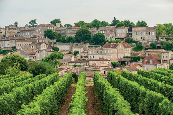 Saint-Emilion - © Vincent Bengold